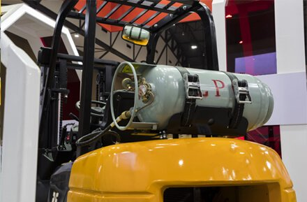LPG Forklift Cylinder