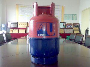 LPG cylinders for Bangladesh
