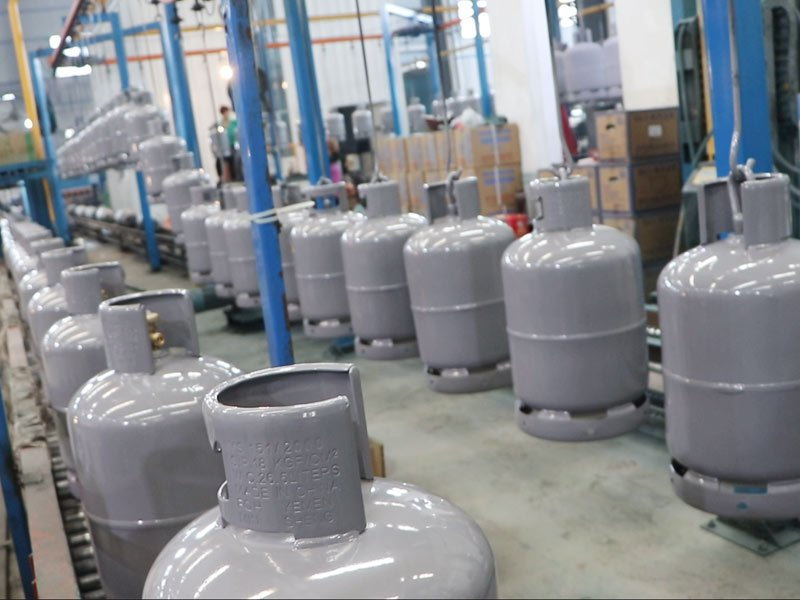 26.5L LPG Cylinder For Yemen Market