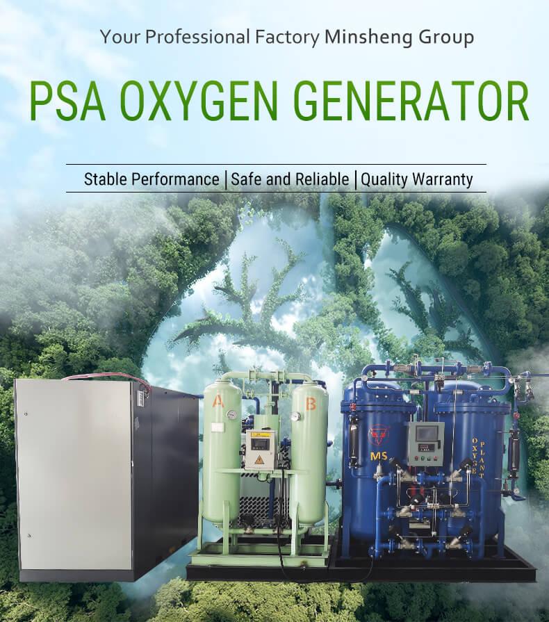 PSA-Oxygen-generator