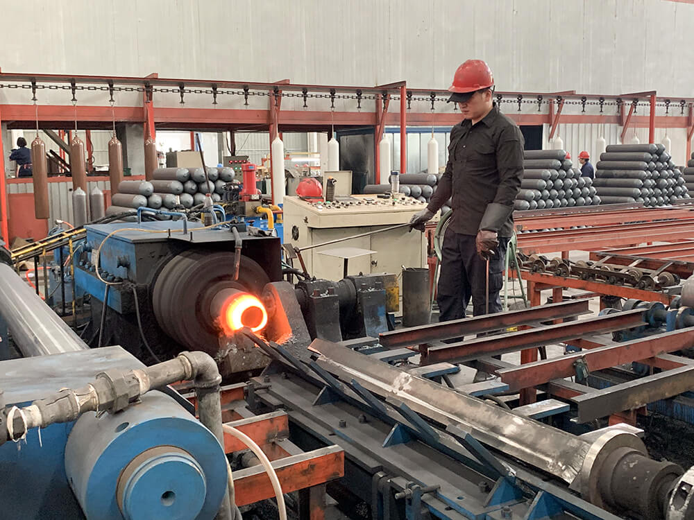 oxygen-cylinder-production-line